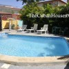 House for rent with swimming pool in Havana.