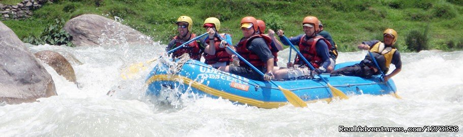 Rafting | Image #8/13 | Pink Mountain Travels and Excursions Pvt Ltd