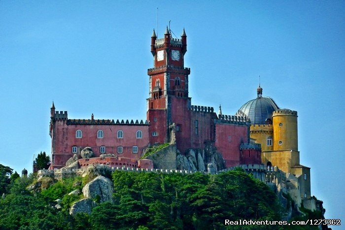 Pena Palace in Sintra | Image #8/17 | Atlantic West Coast & Sintra Road 7D
