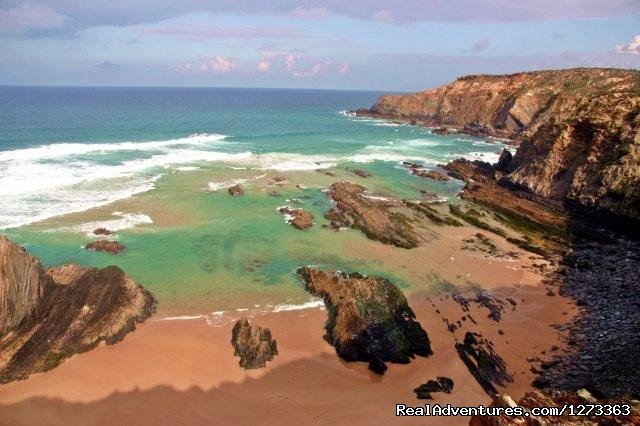 Beautiful beach | Image #3/14 | Alentejo Wild Coast Hike 7D