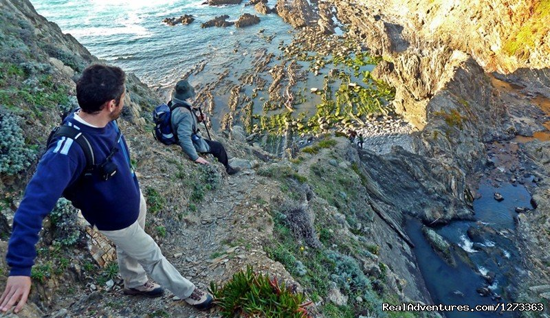Incredible five day cliff walking, through single tracks along the coast line which can only be travelled by foot! A challenge and a permanent contact with the ocean winds, the harsh coastal scenery and the wild and powerful natural landscape.