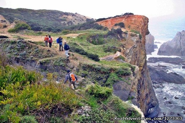 Incredible cliffs - Wild Alentejo Coast Hike