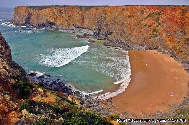 Tonel beach - Wild Alentejo Coast Hike