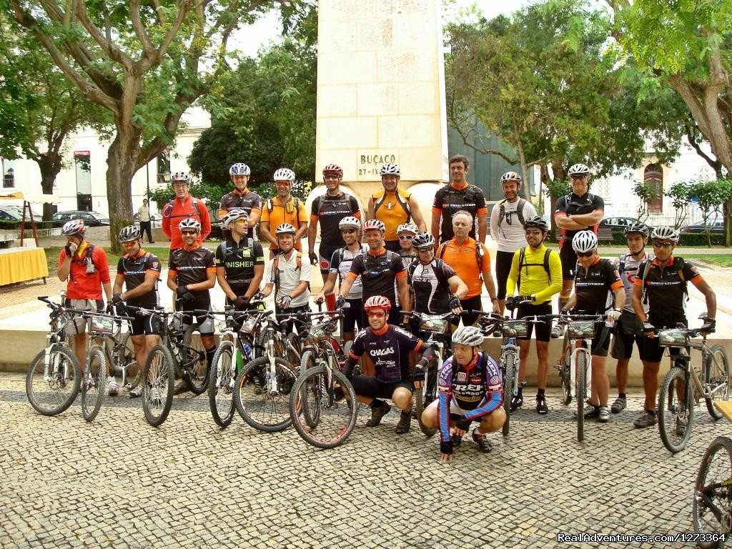 Last stage in Portugal | Image #4/17 | Madrid-Lisbon MTBike