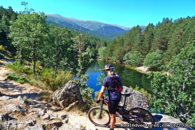 Guadarrama Mountain - Madrid-Lisbon MTBike