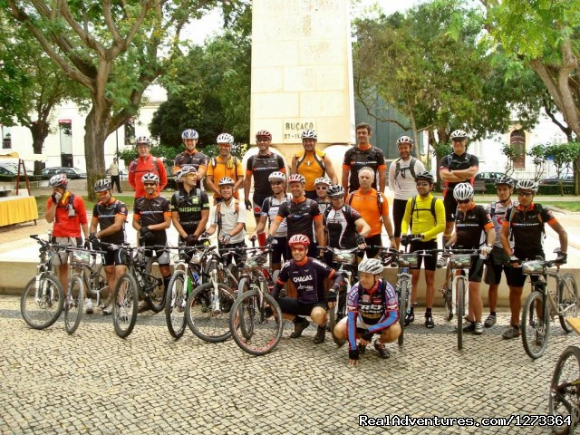Last stage in Portugal (#4 of 19) - Madrid-Lisbon MTBike