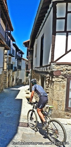 Candelario medieval village, Spain (#13 of 19) - Madrid-Lisbon MTBike