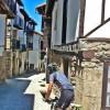 Candelario medieval village, Spain