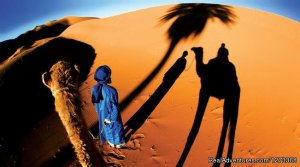Sahara Desert Crew Fez, Morocco Sight-Seeing Tours