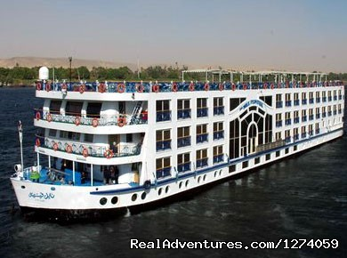 Ms Nile Festival, Nile Cruise