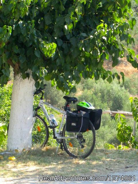 Just Rest (#6 of 26) - Grazytravel: Tour mount Taygetos  by Bicycle (7 d)