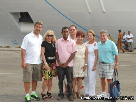 Colombo day tour with cruiseliner | Image #4/6 | Sri Lanka Tours by Guide