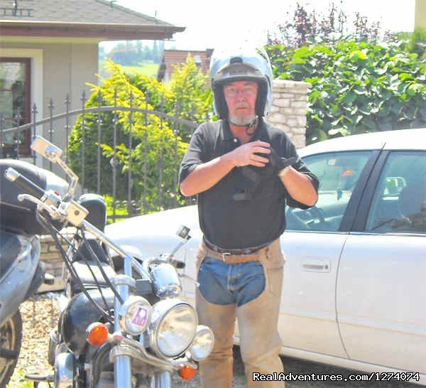 Mike, NC | Image #9/13 | Central Europe  Motorcycle  Golden Tour