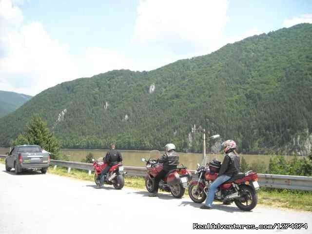 river view-  in Slovakia | Image #13/13 | Central Europe  Motorcycle  Golden Tour