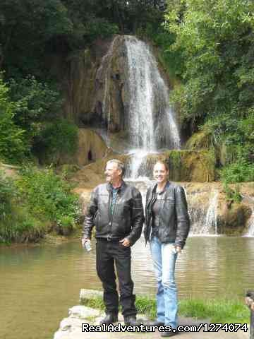 Slovakian waterfalls (#6 of 16) - Central Europe  Motorcycle  Golden Tour