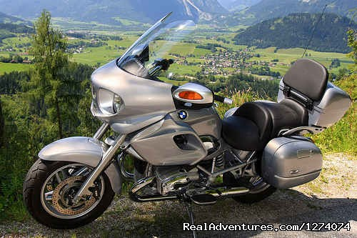 Central Europe  Motorcycle  Golden Tour