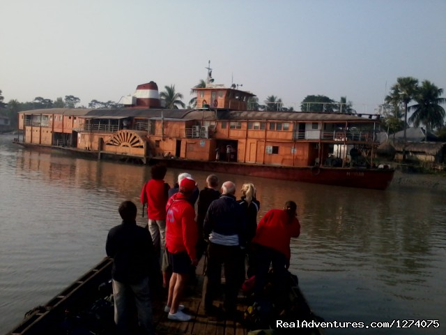 Sundarban Tour By Rocket Steamer - Bangladesh Travel Packages