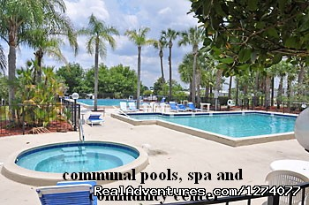 Community Pools - Villa close to Disney