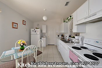 Kitchen - Villa close to Disney