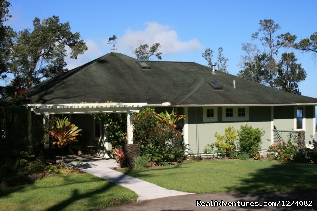 Kona Mountain Home & Cottage, Elegant and Secluded Kailua-Kona, Hawaii Vacation Rentals