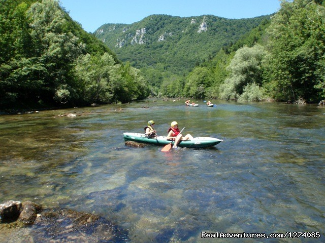 - Multi active holiday in Green heart of Croatia