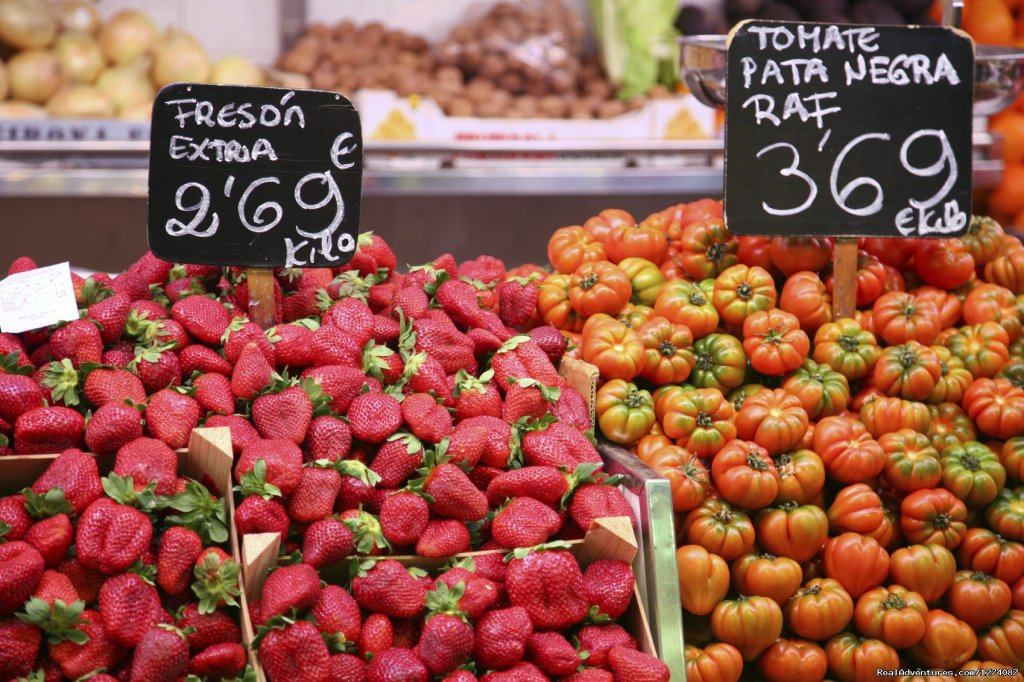 Visit to the local market for fresh food shopping | Image #3/18 | Culinary & Wine Tour Andalucia, Costa del Sol