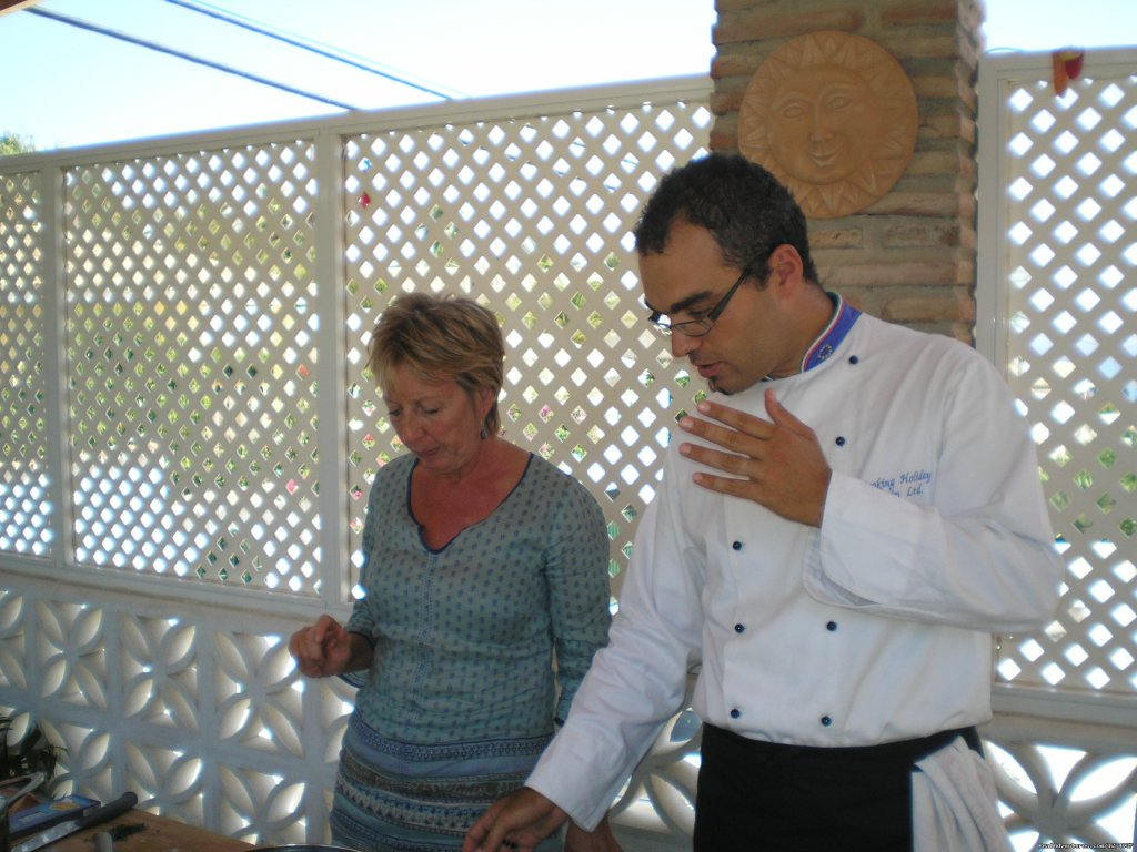 Learn the secret of Mediterranean Cooking | Image #5/18 | Culinary & Wine Tour Andalucia, Costa del Sol