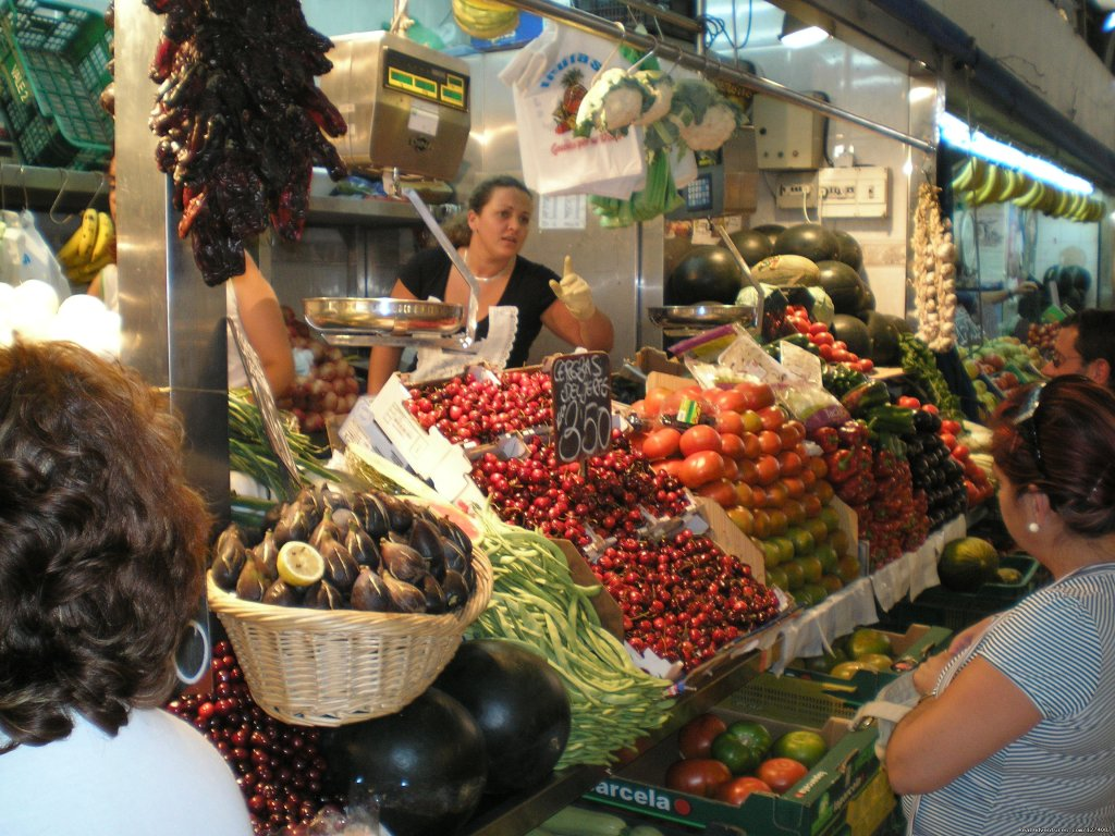 Fresh food from the local market | Image #16/18 | Culinary & Wine Tour Andalucia, Costa del Sol