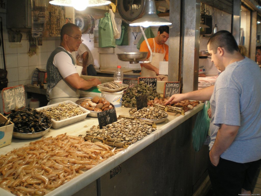 A great Fish Market visit | Image #14/18 | Culinary & Wine Tour Andalucia, Costa del Sol