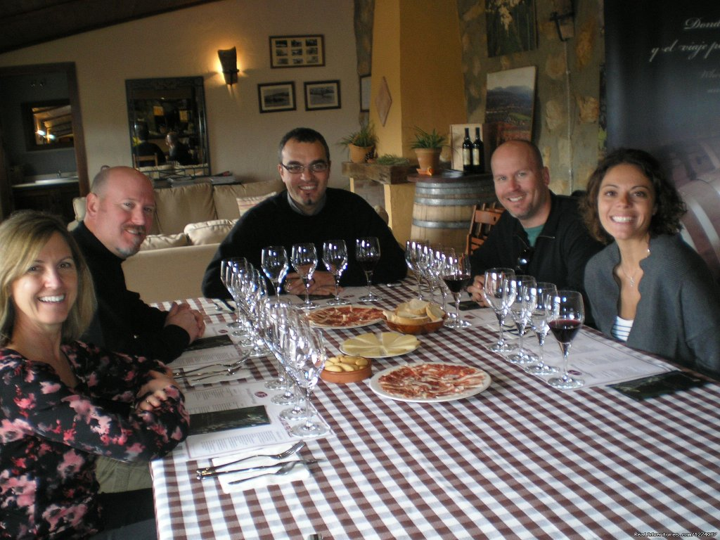 Having lunch in the winery estate | Image #11/18 | Culinary & Wine Tour Andalucia, Costa del Sol