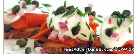 A great Starter from our menu - Culinary & Wine Tour Andalucia, Costa del Sol