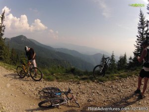 Moutain Bike Trips in Romania Arad, Romania Bike Tours