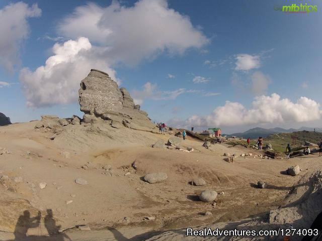 The Sphinx - Moutain Bike Trips in Romania
