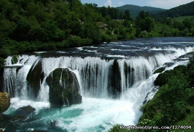 Image #3 of 21 - Through  6 National parks Croatia & Bosnia