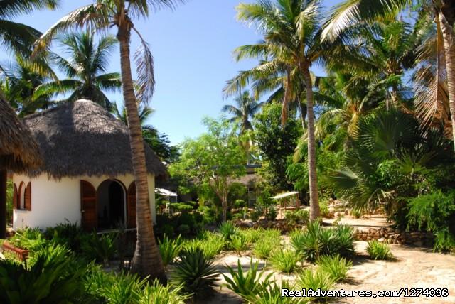 Chez Maggie Hotel Morondava Madagascar Chalet  3