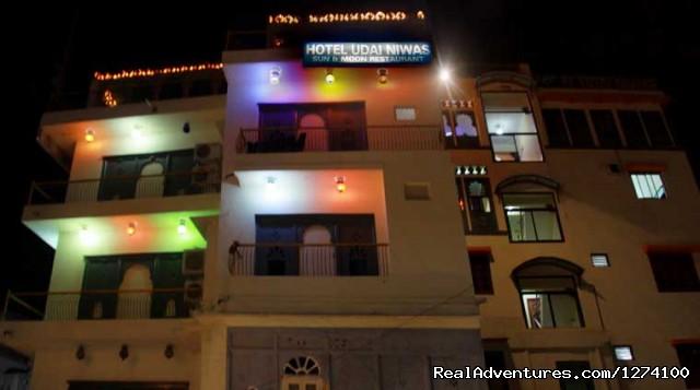 Udai Niwas Hotel - Udai Niwas Hotel
