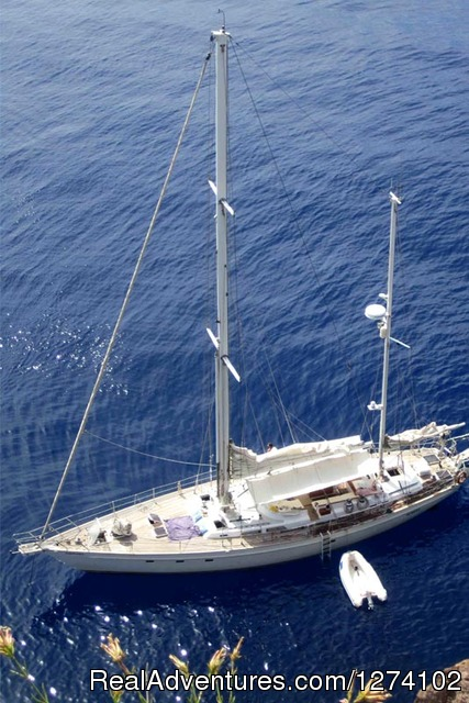 - Charter Ibiza, Ibiza sailing vacations