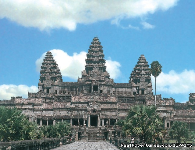 Discover Angkor Wat Cambodia (#1 of 11) - Angkor Wat Highlights 3 days