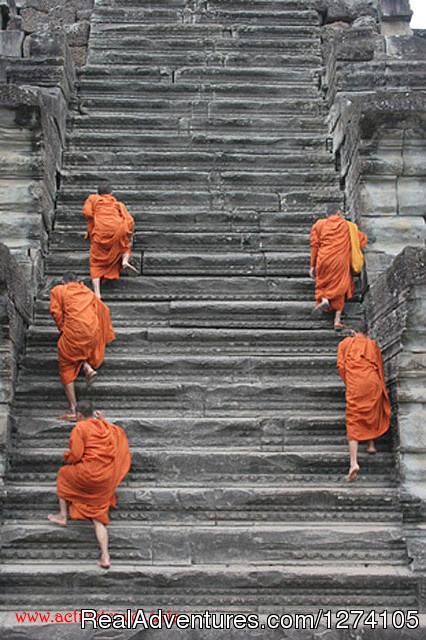 Discover Angkor Wat Cambodia (#5 of 11) - Angkor Wat Highlights 3 days