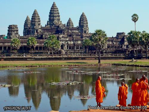 Discover Angkor Wat Cambodia (#7 of 11) - Angkor Wat Highlights 3 days