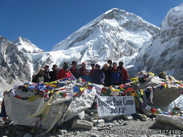 Everest Base Camp Trek, Nepal - Breakfree Adventures Pvt. Ltd.