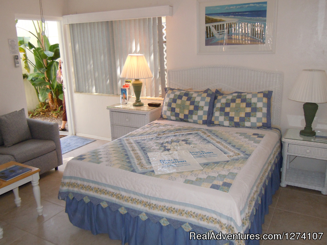 Our Award winning beach - Cottages by the Ocean - South Florida getaway