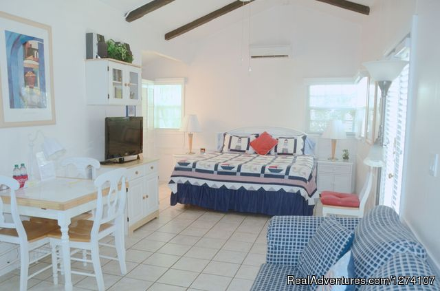 King studio apartment - Cottages by the Ocean - Studios and 1/1