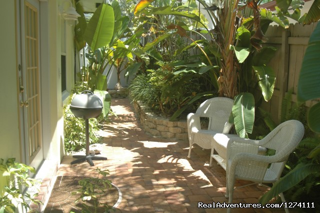 Pretty Veranda (#2 of 17) - Sunny Place - A short walk to the beach