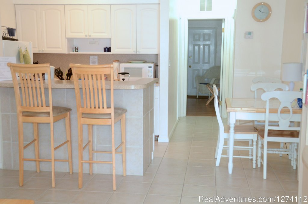 Kitchen/dining areas of 1/1s and 2/2 | Image #9/26 | Pineapple Place - South Florida great getaway