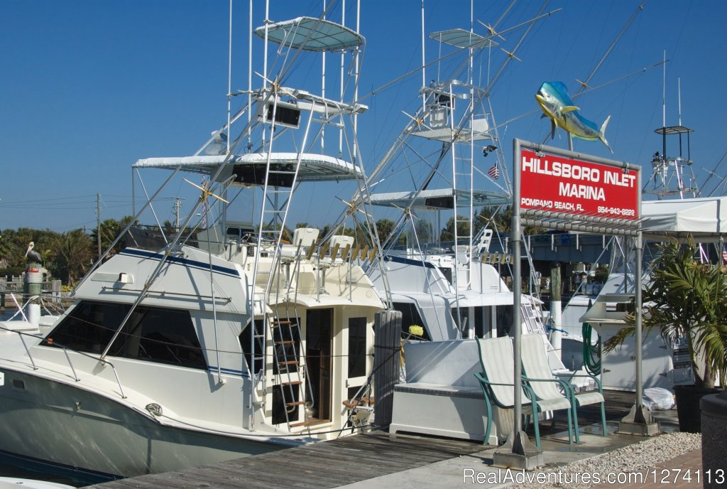 Nearby charter fishing fleet | Image #14/25 | Yacht and Beach Club - Waterfront Condo