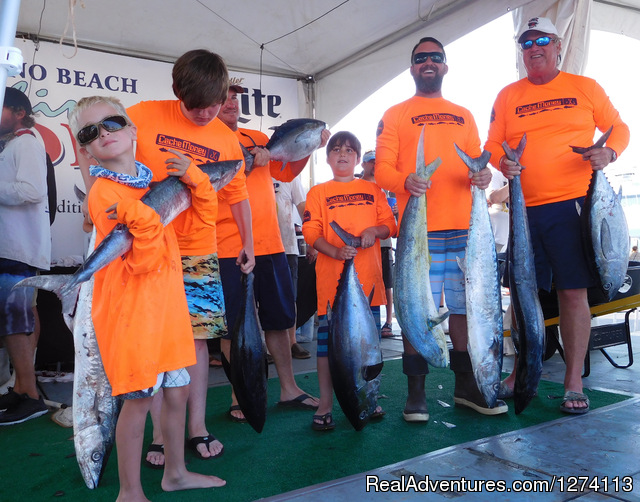 Pompano Beach is South Florida's saltwater fishing capital