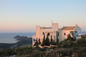 Luxury villa, panoramic views  the water Attica, Greece Vacation Rentals