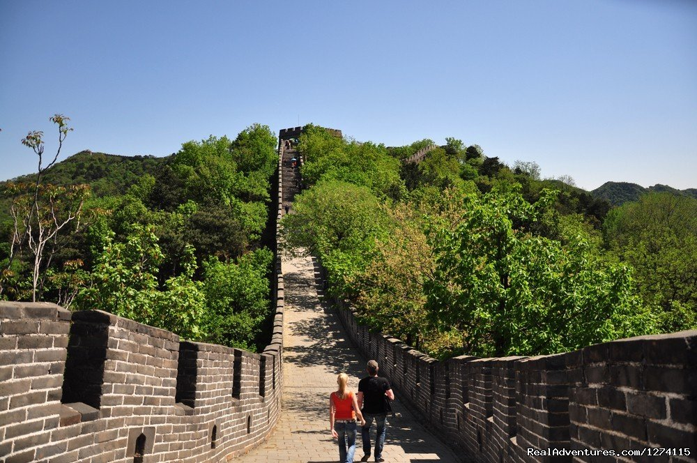 The Mutianyu Great Wall | Image #3/5 | 4-Day Beijing Essence Tour:The Great Wall