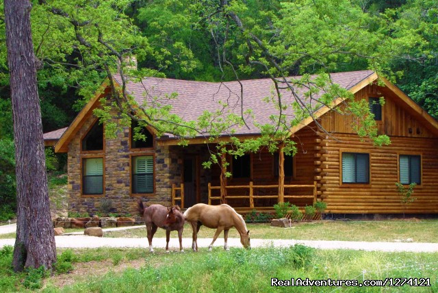 Ride & Stay at Brazos Bluffs Ranch & Stables